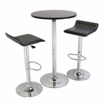 Spectrum 3-Pc 24'' Pub Table Set [93324-FS-WWT]