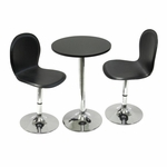 Spectrum 3-Pc Bistro/Tea Table Set [93370-FS-WWT]