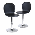 Spectrum Swivel Shell Chairs-Set of 2 [93220-FS-WWT]
