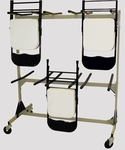 Sport Pride 36 Chair Transport Cart [STC036-BIS]