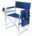 Sports Chair - Navy [809-00-138-000-0-FS-PNT]