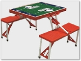 Sports Team Picnic Tables