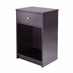 Squamish Accent Table with Drawer in Espresso [92916-FS-WWT]