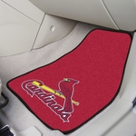 St. Louis Cardinals Carpeted Car Mat [6504-FS-FAN]