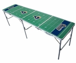 St. Louis Rams 2'x8' Tailgate Table [TPN-D-128-FS-TT]