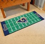 Los Angeles Rams Runner 30'' x 72'' [7367-FS-FAN]