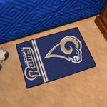 Los Angeles Rams Starter Mat 19'' x 30'' [8254-FS-FAN]