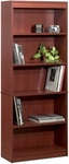 Standard Bookcase in Bordeaux [65715-39-FS-BS]