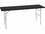 Standard Series Rectangular Banquet Table with Laminate Top - 18''W x 48''D [ML1848-MFC]