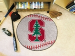 Stanford University Baseball Mat 27'' Diameter [3610-FS-FAN]