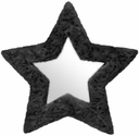Star Furr Mirror Black