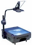 3000-Lumen Starfire Portable Professional Overhead DLP Projector - 10.5'' x 10.5'' Stage Size - 16.4''W x 17.8''D x 32''H [SF3010-DUK]