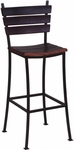 Stave Back Bar Stool [4087S-FS-2DAY]