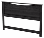 Step One Collection Full/Queen Headboard (54/60'') Grey Oak [3137270-FS-SS]