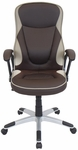 Storm Office Chair in Brown [OFC-AC-STORM-BN-FS-LUMI]