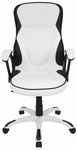 Storm Office Chair in White [OFC-AC-STORM-W-FS-LUMI]