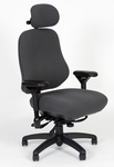 Stretch Executive Chair [J3509SRASFSG3-FS-ERGS]