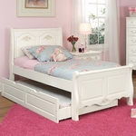 Summerset 3/3 Sleigh Bed [67100-33SLE-FS-AWC]