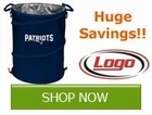 Support your team and SAVE with Logo by