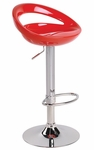 Swizzle Bar Stool Red [BS-TW-SWZL-R-FS-LUMI]