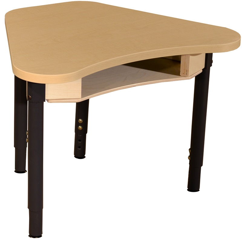 Synergy Classroom High Pressure Laminate Desk with