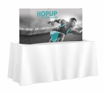 Tabletop 2x1 Graphic HopUP [HOP-2X1FG-S-1-FS-OR]
