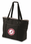 Tahoe Insulated Beach Bag - Black- University of Alabama Digital Print [598-00-175-004-0-FS-PNT]