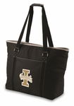 Tahoe Insulated Beach Bag - Black- University of Idaho Digital Print [598-00-175-964-0-FS-PNT]