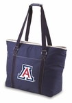 Tahoe Insulated Beach Bag - Navy- University of Arizona Digital Print [598-00-138-014-0-FS-PNT]