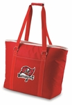 Tahoe Insulated Beach Bag - Red Tampa Bay Buccaneers Digital Print [598-00-100-304-2-FS-PNT]