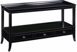 Tamara Sofa Back Console Table [6041135-FS-TRA]