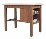Taping Table with End Cabinet [4096-HAUS]
