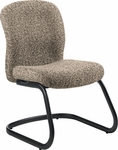 Tara Sled Base Side Chair without Arms - Grade 3 [3173-GR3-FS-GLO]