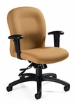 Tara Medium Back Tilter Chair with Arms and Casters - Grade 3 [3171-4-GR3-FS-GLO]