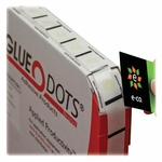 Tatco Glue Dots - Permanent - Non To x ic - 4000 Dots - Clear [TCO60200-FS-SP]
