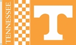 Tennessee Volunteers 3' X 5' Flag with Grommets [95111-FS-BSI]