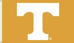 Tennessee Volunteers 3' X 5' Flag with Grommets - Logo Design [95201-FS-BSI]