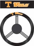Tennessee Volunteers Poly-Suede Steering Wheel Cover [58565-FS-BSI]