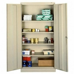 Tennsco Full -Height Standard Storage Cabinet [TNN7218PY-FS-SP]