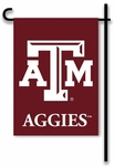 Texas A&M Aggies 2-Sided Garden Flag [83130-FS-BSI]
