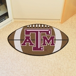 Texas A&M University Football Rug [209-FS-FAN]