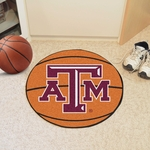 Texas A&M University Basketball Mat [210-FS-FAN]