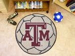 Texas A&M University Soccer Ball [212-FS-FAN]
