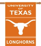 Texas Longhorns 2-Sided 28'' X 40'' Banner with Pole Sleeve [96034-FS-BSI]