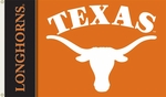 Texas Longhorns 2-Sided 3' X 5' Flag with Grommets [92034-FS-BSI]