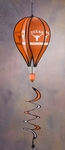 Texas Longhorns Hot Air Balloon Spinner [69034-FS-BSI]
