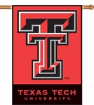 Texas Tech Red Raiders 2-Sided 28'' X 40'' Banner with Pole Sleeve [96027-FS-BSI]