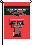 Texas Tech Red Raiders 2-Sided Garden Flag [83027-FS-BSI]