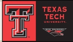 Texas Tech Red Raiders 3' X 5' Flag with Grommets [95027-FS-BSI]