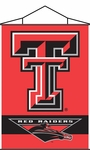 Texas Tech Red Raiders Indoor Banner Scroll [87027-FS-BSI]